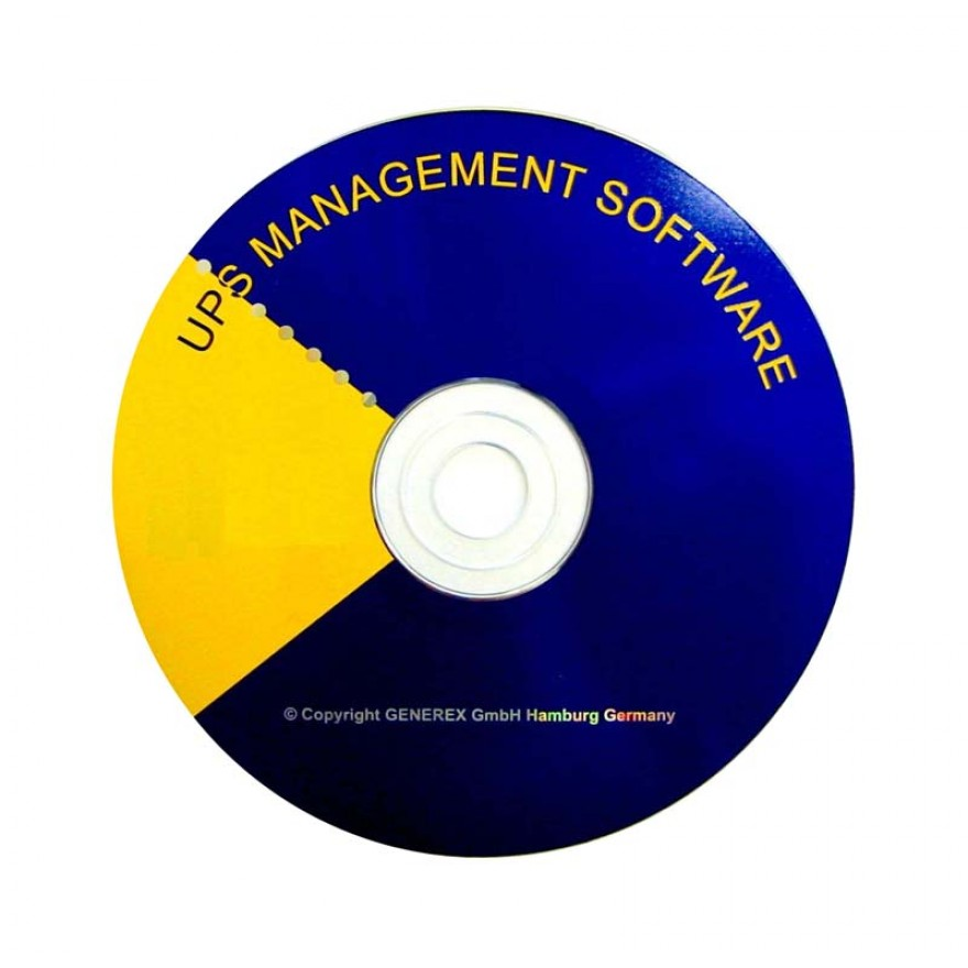 UPS Standard Software License & CD ROM