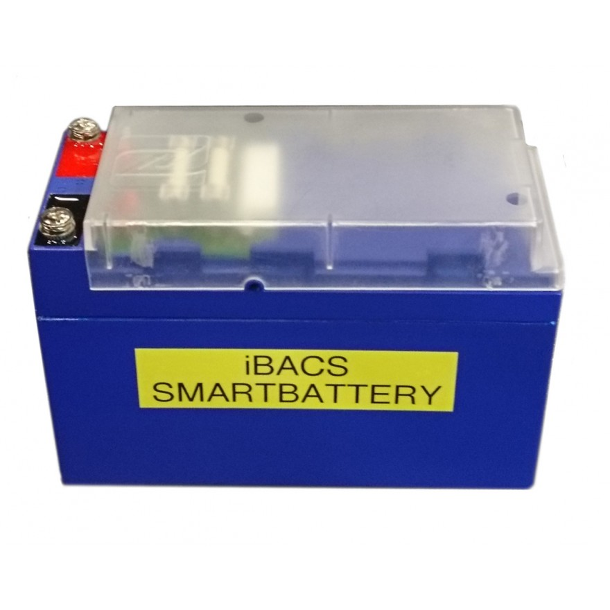 SMARTBATTERY 7Ah - NEW - Coming 2019